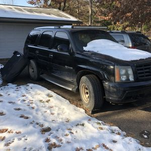 2003 Cadillac Escalade 2wd for Sale in Nisswa, MN
