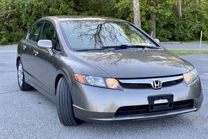 2007 Honda Civic LX for Sale in Dayton, OH