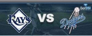 Tampa Bay rays at Los Angeles dodgers (Game 5) for Sale in Arlington, TX