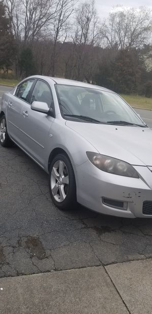 2008 Mazda3 Sedan 4 Door 172K Used Run good for Sale in Winston-Salem, NC
