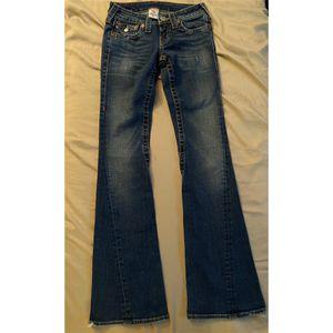 True Religion Brand Jeans- Flare Bottom for Sale in Honolulu, HI