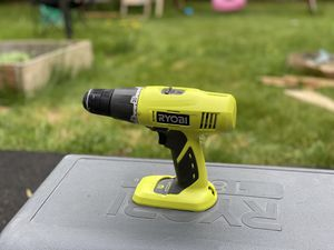 Ryobi Drill driver power tool for Sale in Braintree, MA