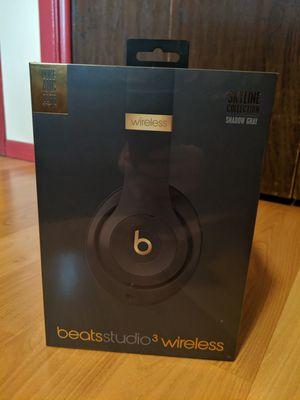 Beats studio3 wireless headphones for Sale in Davis, CA
