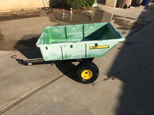 Garden tractor cart for Sale in Bakersfield, CA