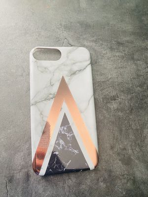 Geometrical Marble Case for IPhone 6s Plus for Sale in West Columbia, SC
