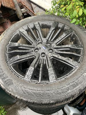 Ford Explorer Rims For Sale Platinum for Sale in Watsonville, CA