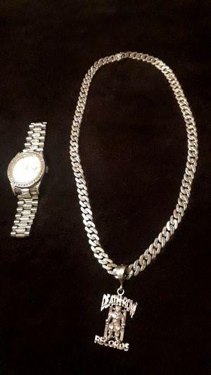 All 925 chain and charm for Sale in Pico Rivera, CA