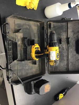 DeWalt drill for Sale in Hanover Park, IL