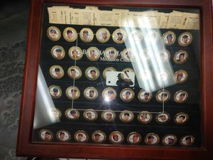 Baseball hall of fame coin collection for Sale in Las Vegas, NV