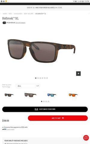 Oakley sunglasses Holbrook Xl for Sale in Spokane, WA