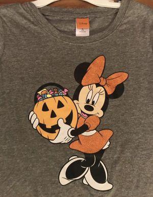 Girls Minnie MouseGirls Halloween Disney Shirt Size XL 14/16 years old or Women's Size XS for Sale in Boca Raton, FL