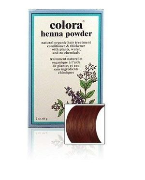 Colora Henna Powder Hair Color Ash Brown 2oz for Sale in Hesperia, CA