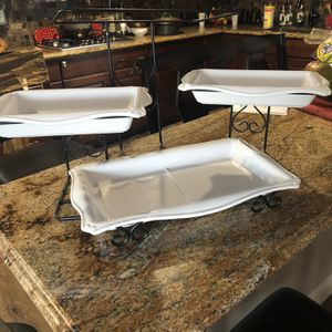 Tiered Buffet Server for Sale in Riverside, CA