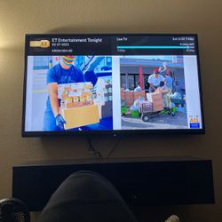 65 Inch Led Tv Hd Sharp Good Quality Not 4k for Sale in Milpitas,  CA