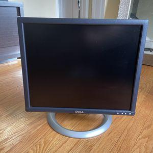 Mint Dell 19-inch Ultrasharp Adjustable TFT LCD Flat Panel Monitor Computer Display DVI/VGA w USB for Sale in Tinton Falls, NJ