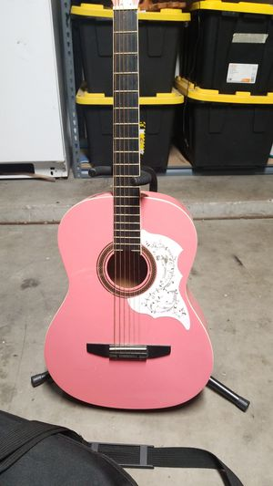 Johnson guitar with stand for Sale in Avondale, AZ