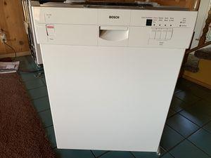 Bosch Dishwasher-Stainless Steel Tub for Sale in Auburn, WA