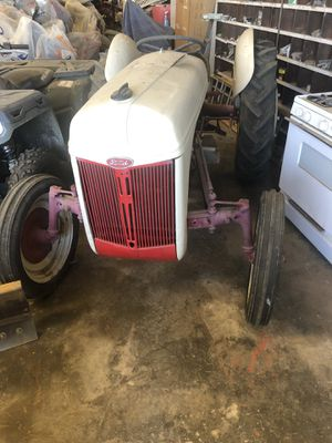 Ford Tractor for Sale in Tracy, CA