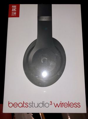 Beats studio 3 wireless brand new sealed for Sale in Beverly Hills, CA