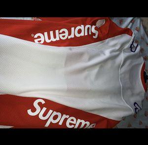 Fox supreme jersey for Sale in Concord, CA