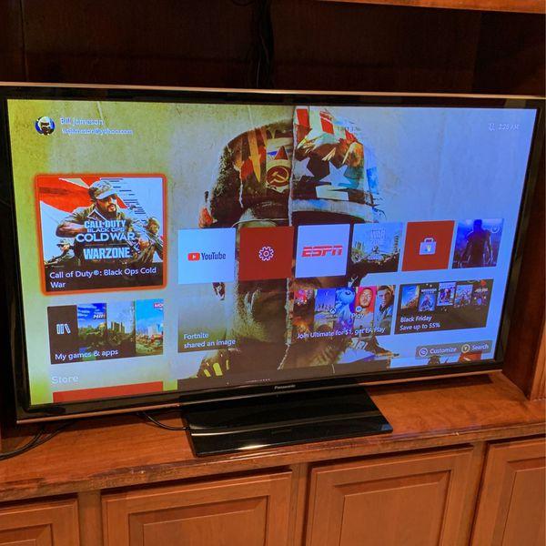 Panasonic 52 Inch Smart TV