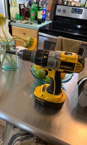 Dewalt xrp 18v hammer drill for Sale in Jacksonville, FL