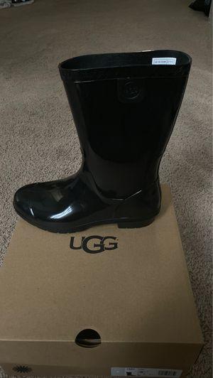 Ugg rain boots for Sale in Sacramento, CA