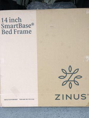 Zinus 14 inch SmartBase Bed Frame for Sale in Santa Clara, CA