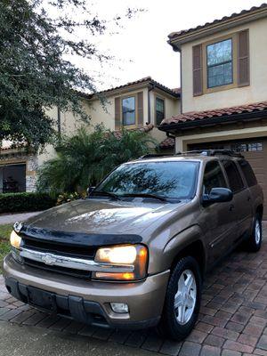 2003 Chevrolet TrailBlazer LT EXTENDED for Sale in Orlando, FL