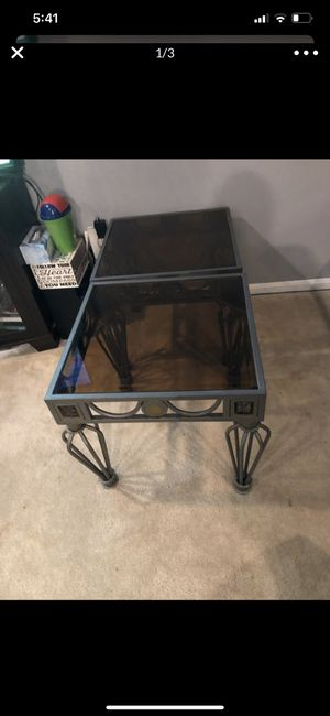 Two coffee tables for Sale in Manassas, VA