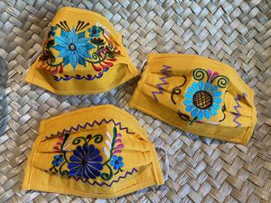 Embroidered Face Mask for Sale in Los Angeles, CA