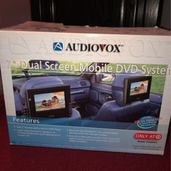 Dual Monitor Portable DVD/Game Player for Sale in Irving,  TX