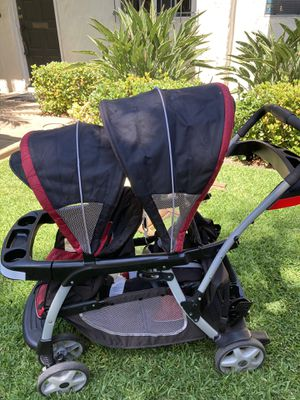 """Graco double stroller """"ready2grow"""" for Sale in San Diego, CA"""