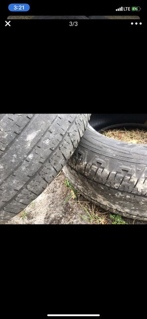 FREE!!TRUCK TIRES!!! FREE!!!! for Sale in Lakeland, FL