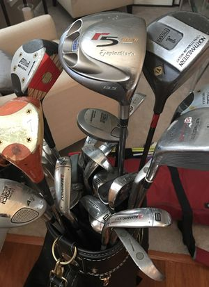 Vintage golf clubs - ladies for Sale in Chantilly, VA