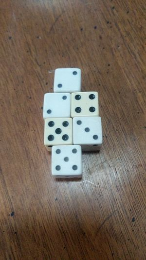 Antique Dice for Sale for sale  Blakeslee, PA