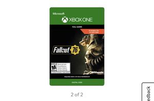Fallout 76 digital download code for Sale in Frederick, MD