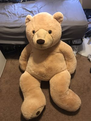 4 foot tall teddy bear - brand new for Sale in Henderson, NV