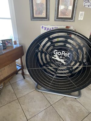 GO PET TREADMILL. SMALL PET for Sale in San Diego, CA
