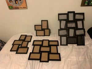 Black collage picture frames for Sale in Lake Stevens, WA