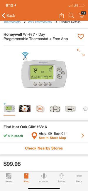 Thermostat for Sale in Dallas, TX