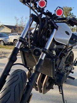 2012 Yamaha Fz6R Motorcycle for Sale in Fontana,  CA