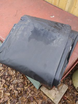 Tarps 48 x 14 foot heavy duty good for roofing etc. 300 other items. look under sellers other items for Sale in Atlanta, GA