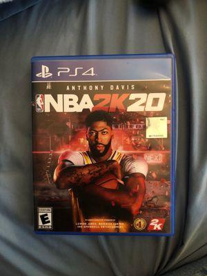 NBA 2k20 for Sale in Phoenix, AZ