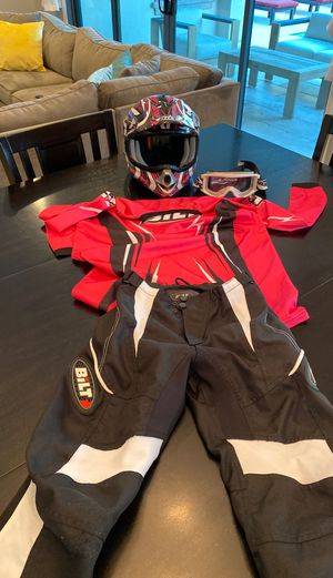 Girls Pink Motorcycle Riding Gear for Sale in Chandler, AZ