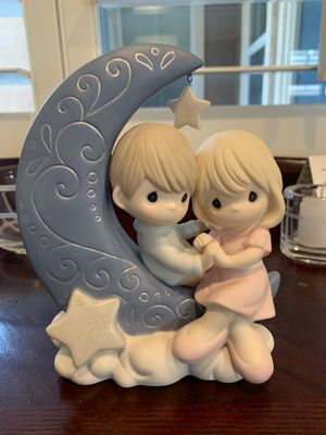 """Precious Moments """"I love you to the moon and back"""" for Sale in Murrieta, CA"""