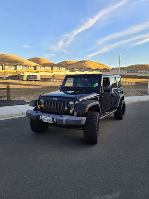 2016 Jeep Wrangler for Sale in Richmond, CA