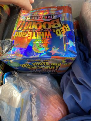 Fireworks for Sale in Los Angeles, CA