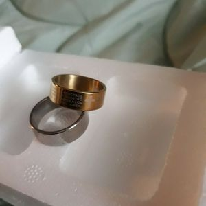 Set 2 Piece Wedding Rings, Size 10. for Sale in Dallas, TX