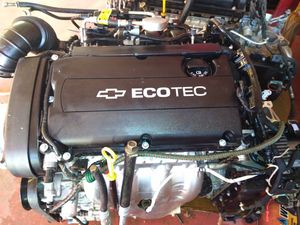 Chevy Sonic 2012 New crate engine with new transmission for Sale in Eloy, AZ
